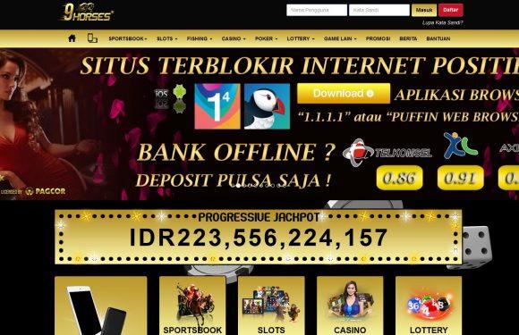 9Horses Bandar Judi Online Terbaru Dan Terpercaya